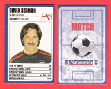 England David Seaman Arsenal